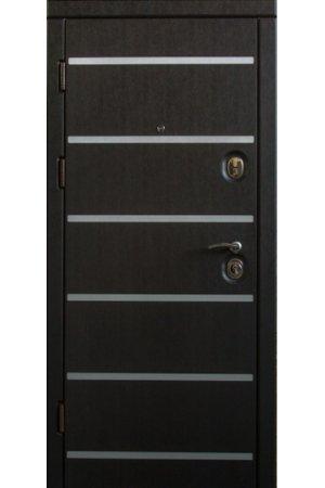Бронированная дверь Luxe AVD венге южное