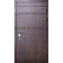 Входная дверь Redfort Элит Параллель Темный орех