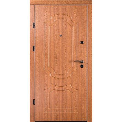 Входная дверь Redfort Премиум Классика Золотой дуб