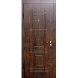 Входная металлическая дверь Eurodoor 602