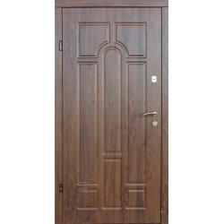 Входная дверь Redfort Премиум Арка Дуб бронзовый