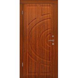 Входная дверь Портала Элегант Рассвет орех темный
