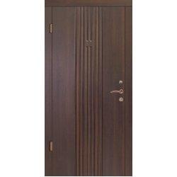 Входная дверь Портала Элегант Лайн 2 орех темный