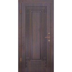 Входная дверь Портала Гарант орех темный