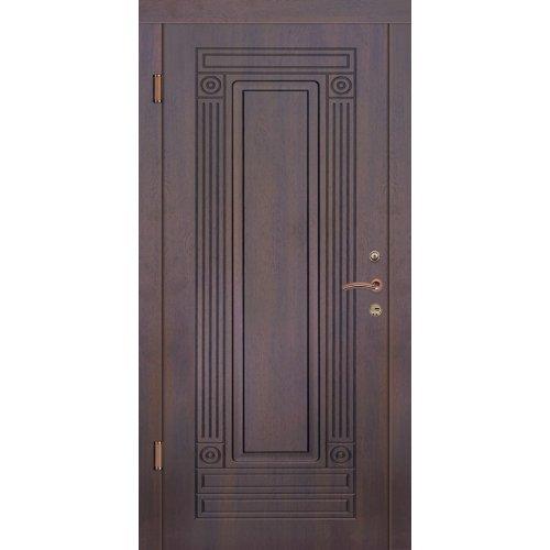 Входная дверь Портала Элегант Гарант орех светлый