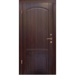 Входная дверь Портала Каприз орех темный