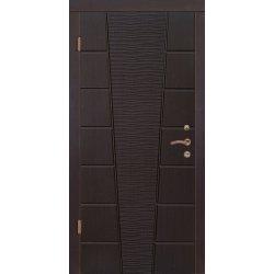 Входная дверь Портала Верона 4 орех темный