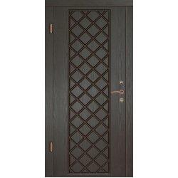 Входная дверь Портала Мадрид венге