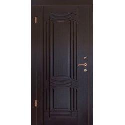 Входная дверь Портала Пассаж орех темный