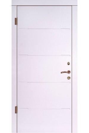 Входная дверь Портала Токио 2 серый мат