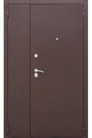 Входная дверь Киевдвери Титан 1200 медный антик/орех темный