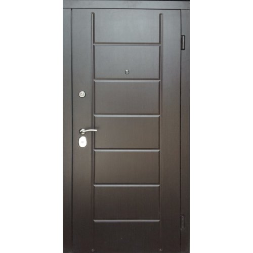 Входная дверь Redfort Элит Канзас + притвор Венге