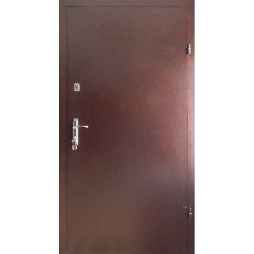 Входная дверь Redfort Эконом Металл Медный антик