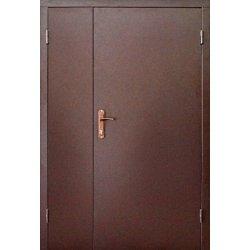 Техническая дверь Redfort Эконом RAL8017 1200 мм