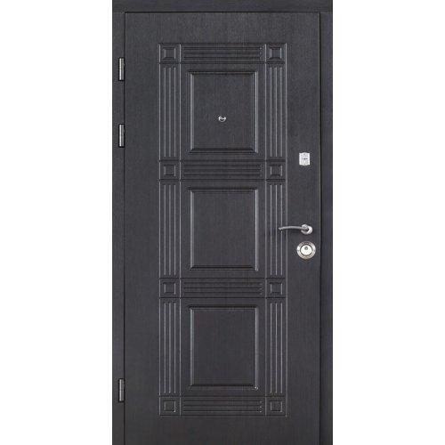 Входная дверь Redfort Премиум Квадро Венге
