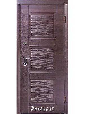 Дверь Стандарт Верона-3 венге горизонтальный