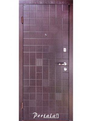 Дверь Элегант Каскад венге/венге светлый