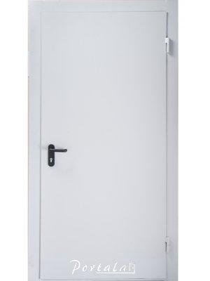Противопожарная дверь EI-30 серая шагрень (+притвор)