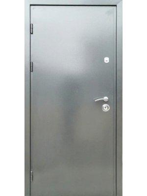 Дверь Премиум Металл/МДФ венге серый горизонт