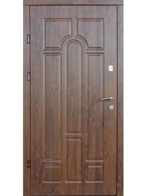 Дверь Премиум Арка дуб бронзовый
