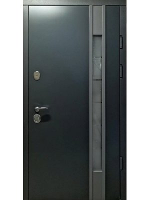 Дверь Эталон Авеню антрацит