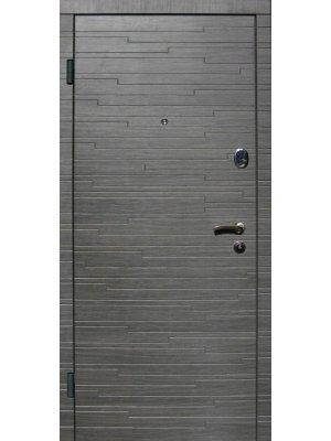 Дверь Стандарт Акустика венге серый горизонт