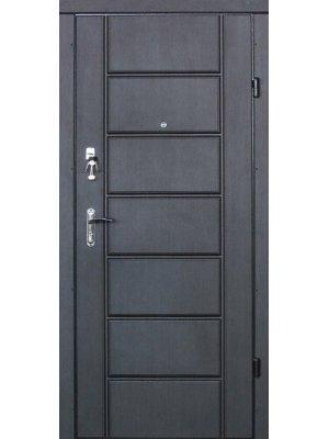 Дверь Эконом Канзас венге