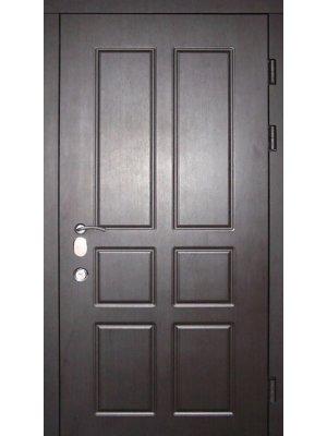 Дверь Элит Домино венге