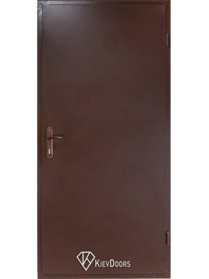 Техническая дверь Техно 50 (металл/металл)