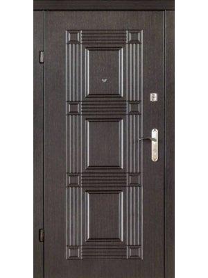 Дверь МДФ Министр 10 венге