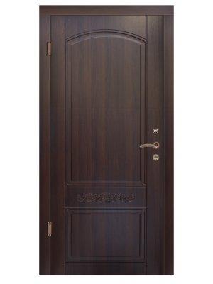Дверь Стандарт Каприз темный орех (улица)