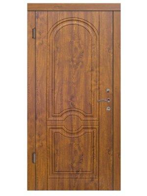 Дверь Стандарт Омега золотой дуб