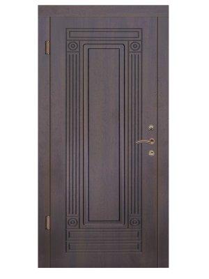 Дверь Люкс Гарант темный орех