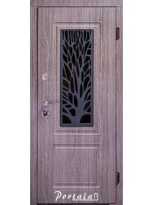 Дверь Люкс S-3 volkan oak/дуб сантана
