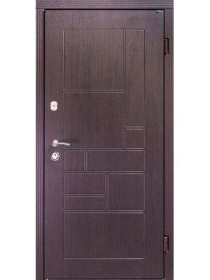 Дверь Люкс Тарифа темный венге