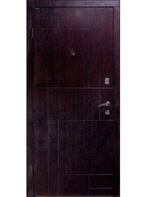 Дверь Элегант Неаполь-2 венге темный