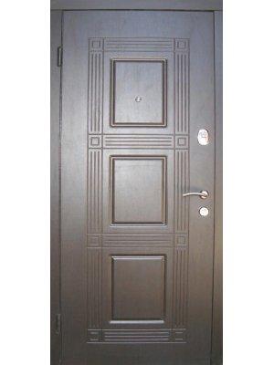 Дверь Оптима Квадро венге