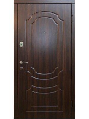 Дверь Оптима Классика темный орех