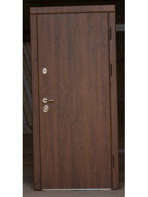 Дверь Вип+ Готика дуб бронзовый /дуб выбеленный