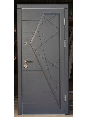Дверь Вип+ айсберг 3д графит