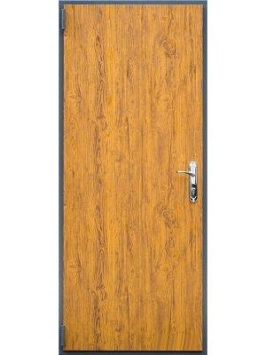 Дверь Техно дуб
